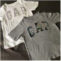 [CD463] Kit com 2 blusas GAP - 5 anos - GAP