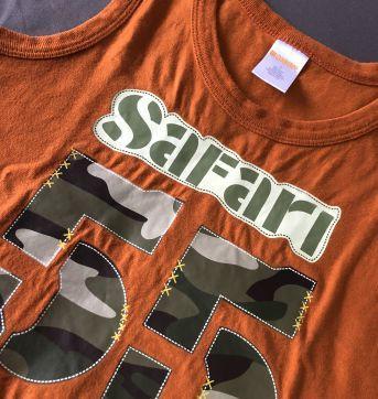 [CD481] Camiseta Safari Gymboree - 3 anos - Gymboree
