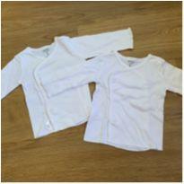 [CD542] Kit 2 casaquinhos de malha - 3 meses - Carter`s