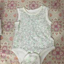 Body fofucho - 6 a 9 meses - Boulevard Baby