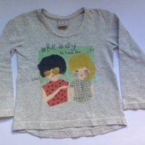 Camiseta have fun - 2 anos - Zara