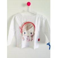 Camiseta Little Girl - 2 anos - Mimo & co