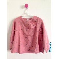 Camisa Petit Cœur - 2 anos - Baby Club