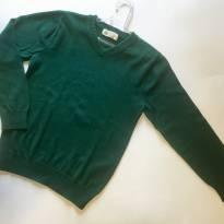 Suéter Verde - 6 anos - H&M