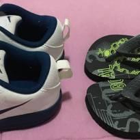 Tênis infantil masculino Nike e brinde - 23 - Nike