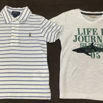 Camisa polo Ralph Lauren 2T e brinde - 2 anos - Ralph Lauren