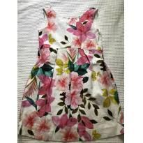 Vestido floral Zara tamanho 8 - 8 anos - Zara