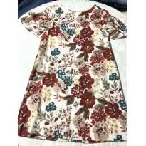 Vestido de festa floral Zara - 8 anos - Zara