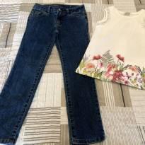 Calça jeans importada - 6 anos - Faded Glory (EUA)