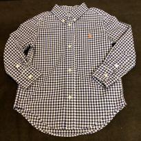 Camisa xadrez Ralph Lauren - 3 anos - Ralph Lauren