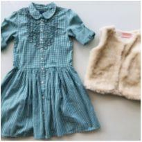 Vestido Ralph Lauren original e brinde - 6 anos - Ralph Lauren