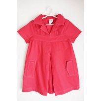 Vestido Pink Tyrol - 4 anos - Tyrol