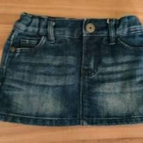 Saia Jeans Baby Gap - 12 a 18 meses - GAP