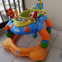 Andador Para Bebês Safety 1St Colorido Melody Garden -  - Safety 1st