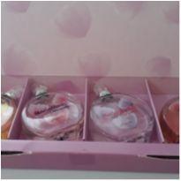 estojo minisséries maria manhã -  contém: 4  colonias desodorantes femininas -  - Jequiti