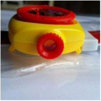 Relógio infantil digital homem de ferro com slides -  - Não informada