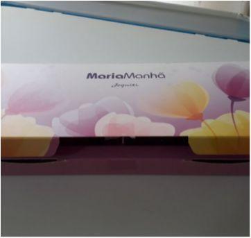 estojo minisséries maria manhã -  contém: 4  colonias desodorantes femininas - Sem faixa etaria - Jequiti