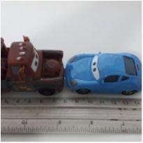 kit com dois carrinhos disney pixars de metal -  - Disney e Mattel