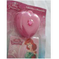 Kit Porta Jóias e Bloquinho Princesas Disney -  - Disney