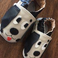 Sapatilhas de bebê, cão amigo (tam. 0 a 6 meses) - 13 - Babo Uabu