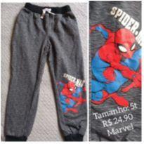 Calça Marvel - 5 anos - MARVEL