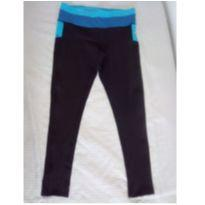 Calça legging adulto - M - 40 - 42 - Skechers