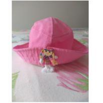 Chapéu menina de 2 a 3 anos -  - Não informada