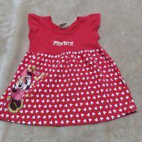 Vestido - 6 a 9 meses - Disney baby