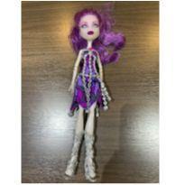Boneca Monster Righ -  - Mattel