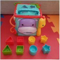 Cubo didático Fisher Price -  - Fisher Price