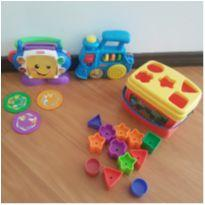 Lote 2 Fisher price -  - Fisher Price