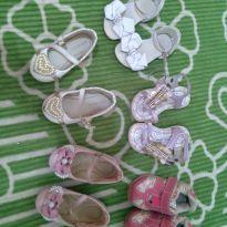 Sandálias e sapatilha - 20 - pampili e outras