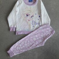 Pijama Frozen - 24 a 36 meses - Disney