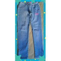 Calça Jeans Infantil Barbie - 5 anos - Barbie