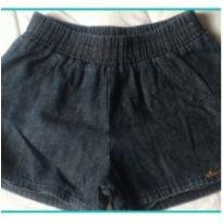 Short Jeans - 4 anos - Soletex