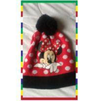 Gorro de Lã com Pompom Mickey -  - Disney