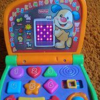 Laptop Aprender e Brincar - Fisher Price -  - Fisher Price