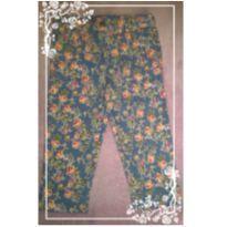 Calça Jeans Florida Infantil - 6 a 9 meses - Não informada