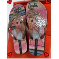 Chinelo Grendene Barbie - 29/30 - 29 - Grendene Kids
