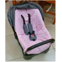 Protetor de bebê conforto rosa -  - DAN DAN BABY E MINASREY