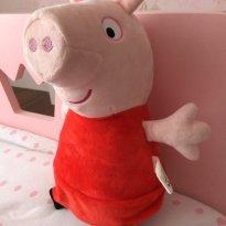 Boneca Peppa Pig - Sem faixa etaria - Peppa Pig Nacional
