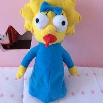 Boneca Maggie dos Simpson -  - Não informada