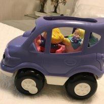 Carro para meninas - Sem faixa etaria - Fisher Price