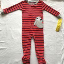 Macacão pijama Carter's 18 meses. - 18 meses - Carter`s
