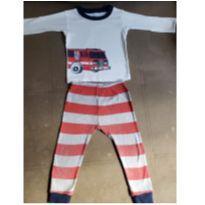 Conjunto de pijama carters 18 meses. - 18 meses - Carter`s