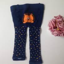 Meia calça para menino - 0 a 3 meses - Lupo