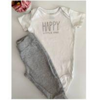 Conjunto Happy Little One Carter`s - 9 meses - Carter`s