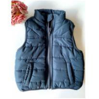 Colete Azul Marinho Teddy Boom - 6 a 9 meses - Teddy Boom