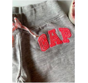 Calça Gap moleton Capri - 4 anos - GAP