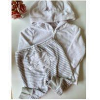 Conjunto Ovelha Carter`s - 9 meses - Carter`s